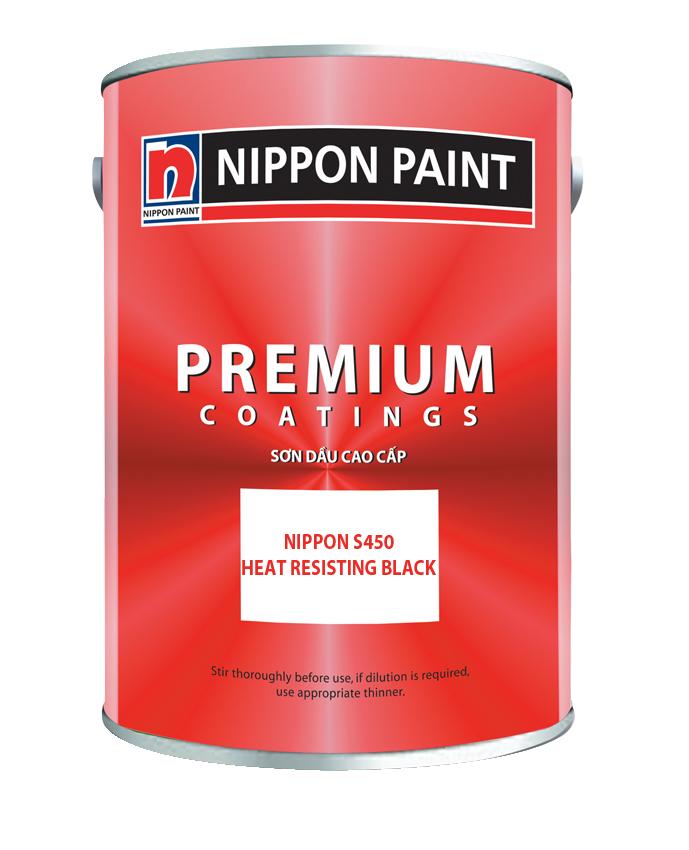 son-chiu-nhiet-nippon-s450-heat-resisting-black