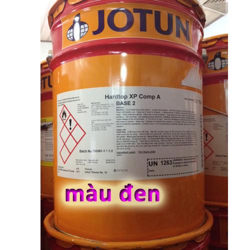 son-phu-epoxy-jotun-hardtop-xp-mau-den