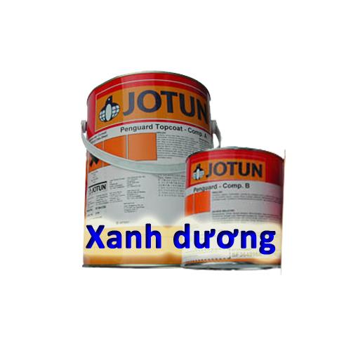 son-phu-epoxy-jotun-penguard-topcoat-mau-xanh