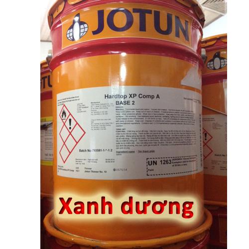 son-phu-epoxy-jotun-hardtop-xp-mau-xanh